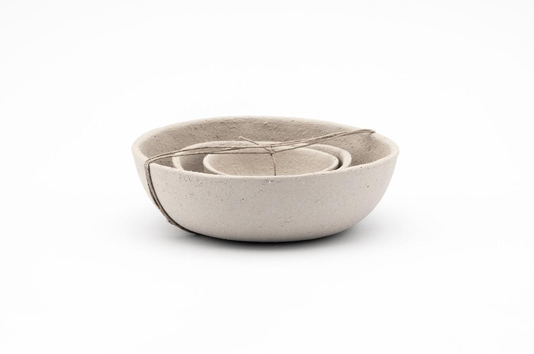 ciotole ceramica naturale