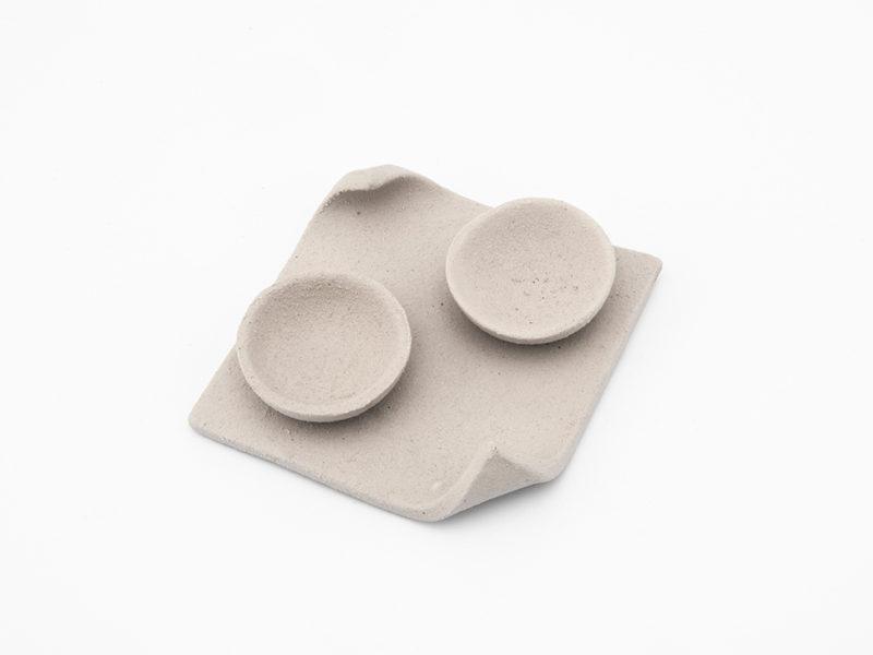 ciotoline piattino sabbia